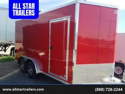 2019 MISSION 14 FOOT CARGO for sale at ALL STAR TRAILERS Cargos in , NE