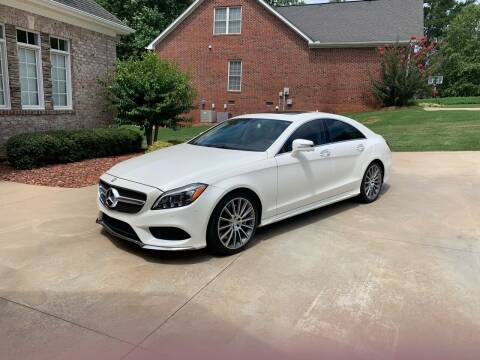 2017 Mercedes-Benz CLS for sale at Penland Automotive Group in Taylors SC