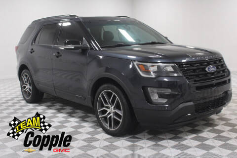 2017 Ford Explorer for sale at Copple Chevrolet GMC Inc in Louisville NE