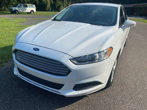 2015 Ford Fusion for sale at Carlyle Kelly in Jacksonville FL