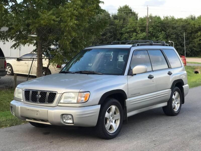 2001 Subaru Forester for sale at Loco Motors in La Porte TX