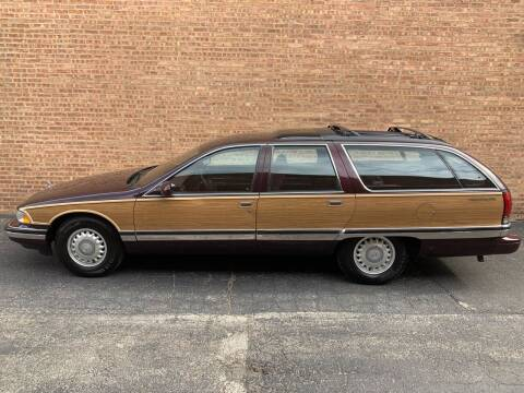 1996 Buick Roadmaster for sale at MIDWEST AUTO COLLECTION in Addison IL