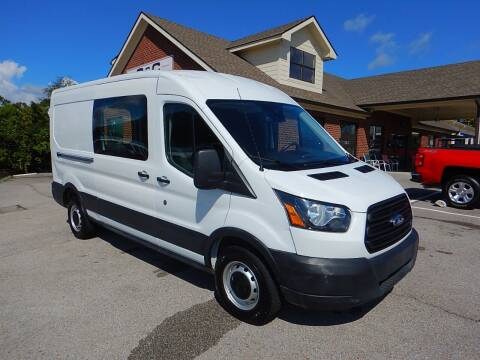 2019 Ford Transit Cargo for sale at C & C MOTORS in Chattanooga TN