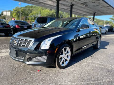 2014 Cadillac ATS for sale at Magic Motors Inc. in Snellville GA