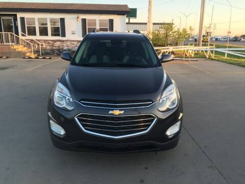 2016 Chevrolet Equinox for sale at Zoom Auto Sales in Oklahoma City OK