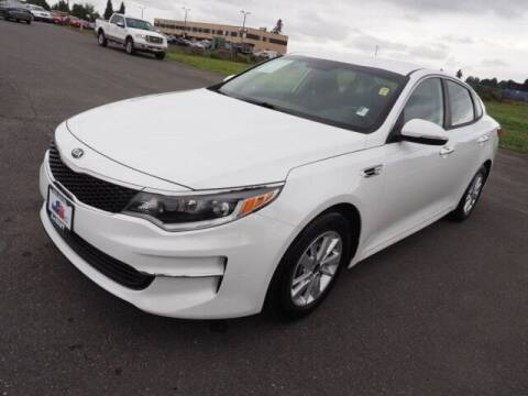 2018 Kia Optima for sale at Karmart in Burlington WA