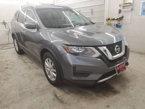 2017 Nissan Rogue for sale at Jem Auto Sales in Anoka MN