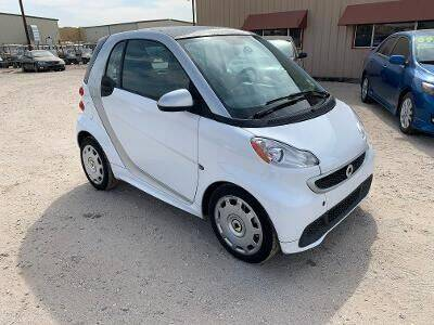 2015 Smart fortwo for sale at Rahimi Automotive Group in Yuma AZ