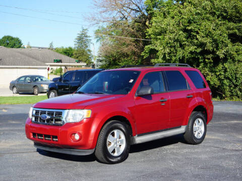 2010 Ford Escape for sale at Tom Roush Budget Westfield in Westfield IN