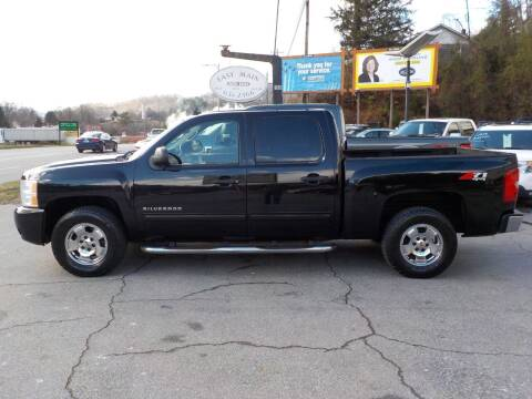 2011 Chevrolet Silverado 1500 for sale at EAST MAIN AUTO SALES in Sylva NC