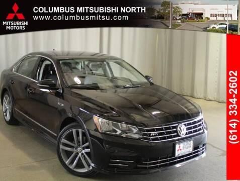 2017 Volkswagen Passat for sale at Auto Center of Columbus - Columbus Mitsubishi North in Columbus OH