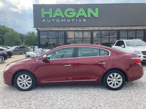2010 Buick LaCrosse for sale at Hagan Automotive in Chatham IL