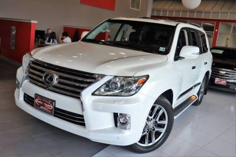 2015 Lexus LX 570 for sale at Quality Auto Center in Springfield NJ