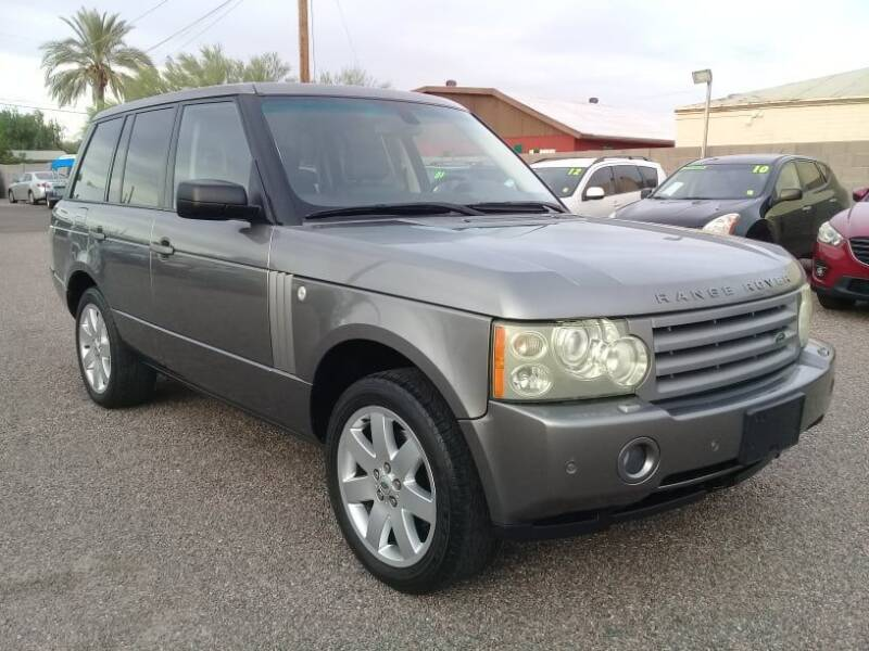2007 Land Rover Range Rover for sale at 1ST AUTO & MARINE in Apache Junction AZ