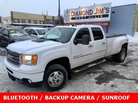 2014 GMC Sierra 3500HD for sale at Diamond Jim's West Allis in West Allis WI