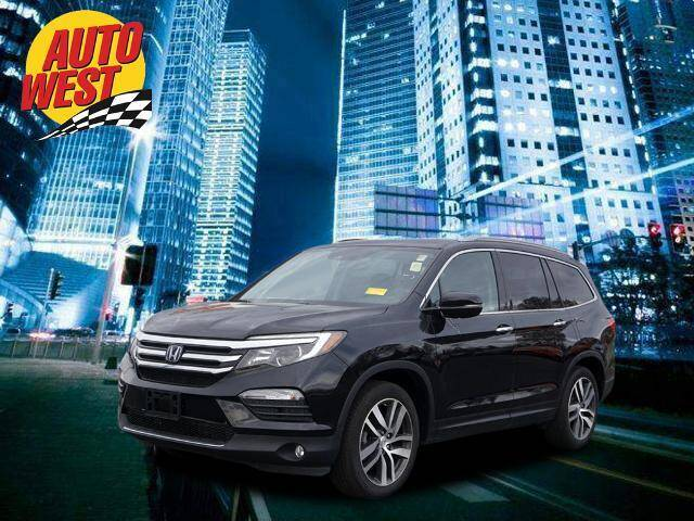 2018 Honda Pilot for sale at Autowest of GR in Grand Rapids MI