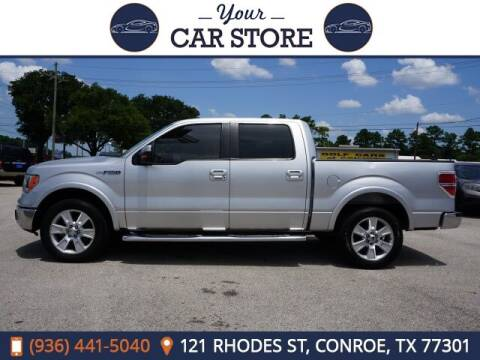 2010 Ford F-150 for sale at Your Car Store in Conroe TX
