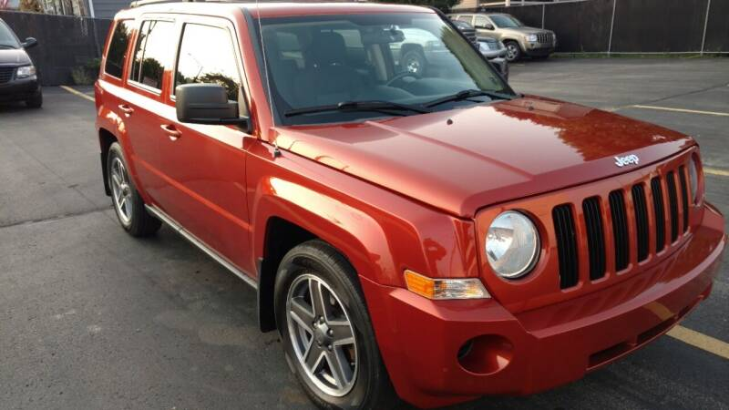 2010 Jeep Patriot for sale at Graft Sales and Service Inc in Scottdale PA