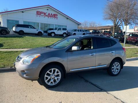 2013 Nissan Rogue for sale at Efkamp Auto Sales LLC in Des Moines IA