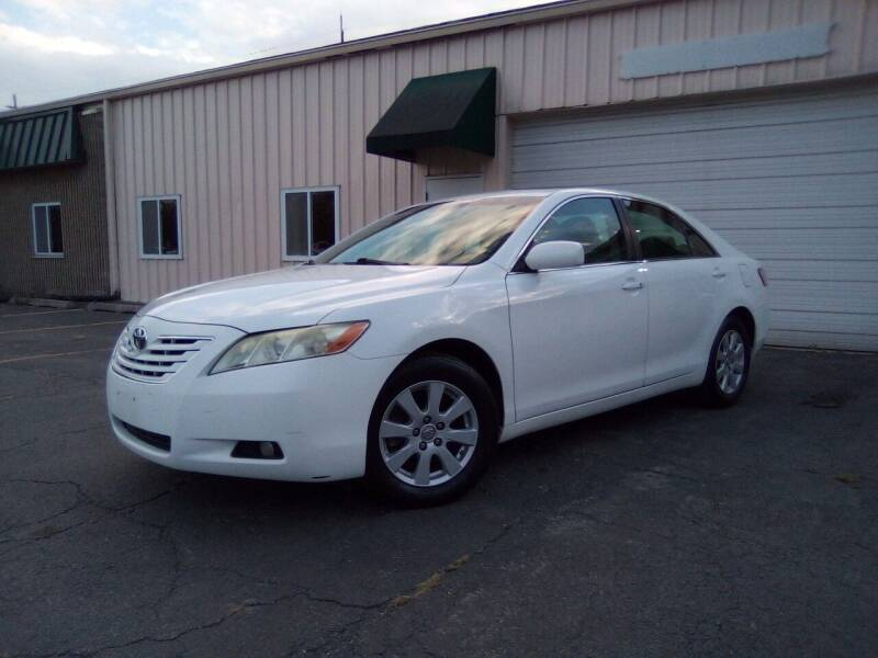 2007 Toyota Camry for sale at Great Lakes AutoSports in Villa Park IL