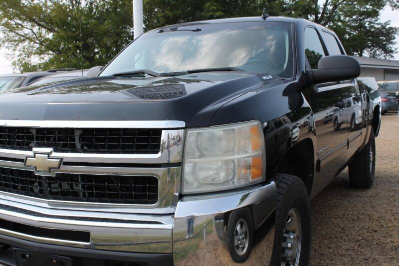 2009 Chevrolet Silverado 2500HD for sale at Abc Quality Used Cars in Canton TX