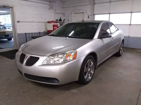 2008 Pontiac G6 for sale at Keens Auto Sales in Union City OH