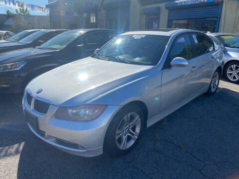 2008 BMW 3 Series for sale at Polonia Auto Sales and Service in Hyde Park MA