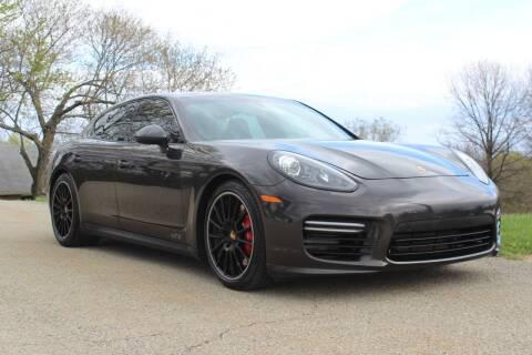 2015 Porsche Panamera for sale at Harrison Auto Sales in Irwin PA