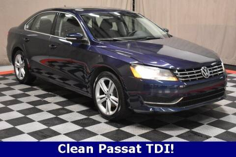 2015 Volkswagen Passat for sale at Vorderman Imports in Fort Wayne IN