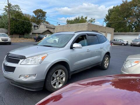 2011 Chevrolet Traverse for sale at E & A Auto Sales in Warren OH