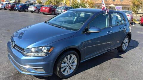 2020 Volkswagen Golf for sale at Shaddai Auto Sales in Whitehall OH