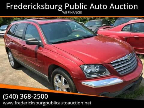 2005 Chrysler Pacifica for sale at FPAA in Fredericksburg VA