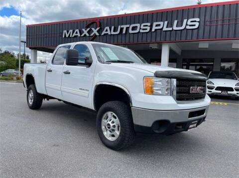 2011 GMC Sierra 2500HD for sale at Maxx Autos Plus in Puyallup WA