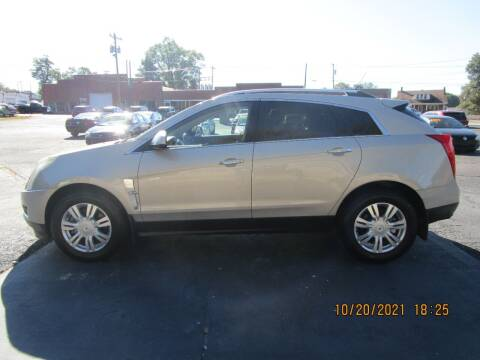 2011 Cadillac SRX for sale at Taylorsville Auto Mart in Taylorsville NC