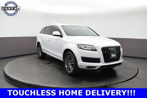 2013 Audi Q7 for sale at M & I Imports in Highland Park IL