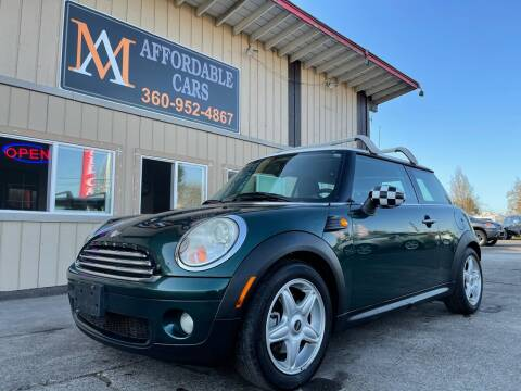 2008 MINI Cooper for sale at M & A Affordable Cars in Vancouver WA