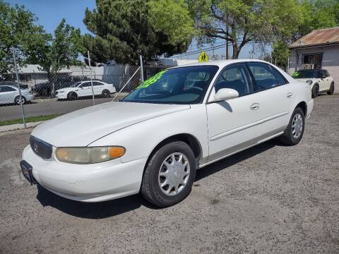 2004 Buick Century for sale at Larry's Auto Sales Inc. in Fresno CA
