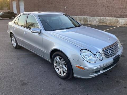 2005 Mercedes-Benz E-Class for sale at Z Motorz Company in Philadelphia PA