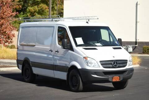 2012 Mercedes-Benz Sprinter Cargo for sale at Sac Truck Depot in Sacramento CA
