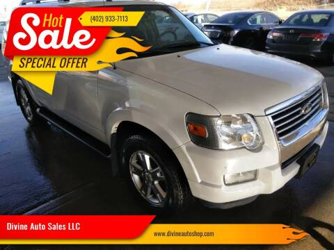 2009 Ford Explorer for sale at Divine Auto Sales LLC in Omaha NE