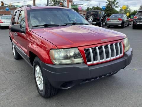 2004 Jeep Grand Cherokee for sale at Active Auto Sales in Hatboro PA