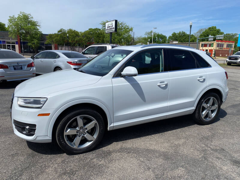 2015 Audi Q3 for sale at BWK of Columbia in Columbia SC