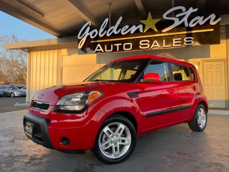 2011 Kia Soul for sale at Golden Star Auto Sales in Sacramento CA