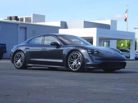 2020 Porsche Taycan for sale at Bob Boast Volkswagen in Bradenton FL