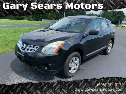 2012 Nissan Rogue for sale at Gary Sears Motors in Somerset KY
