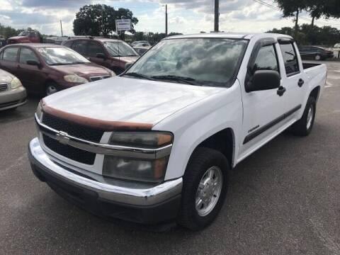 2004 Chevrolet Colorado for sale at Cartina in Tampa FL