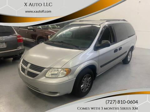 2005 Dodge Grand Caravan for sale at X Auto LLC in Pinellas Park FL