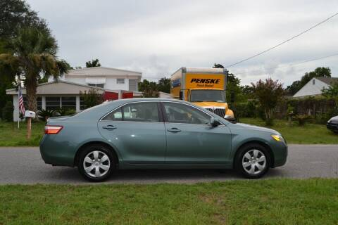 2011 Toyota Camry for sale at Car Bazaar in Pensacola FL