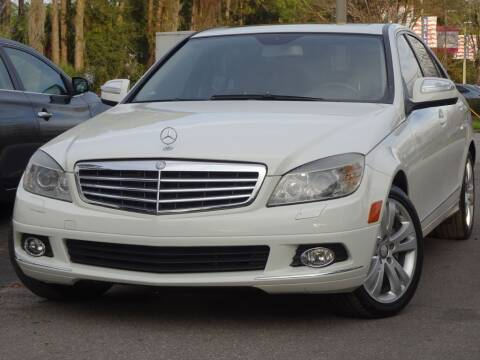 2008 Mercedes-Benz C-Class for sale at Deal Maker of Gainesville in Gainesville FL