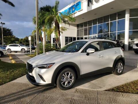 2021 Mazda CX-3 for sale at Mazda of North Miami in Miami FL